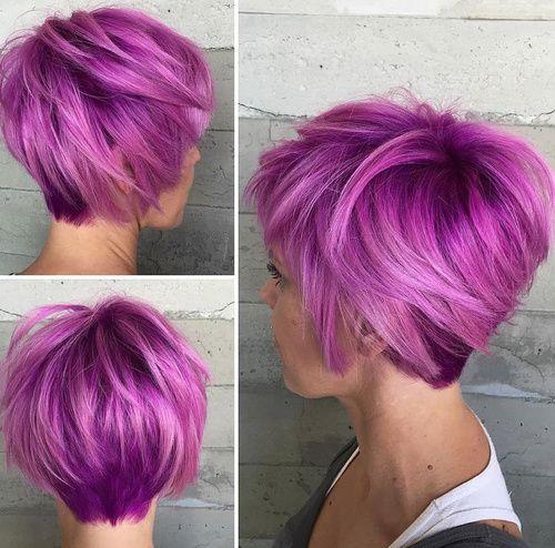 Nuante de par pastel 2020 violet