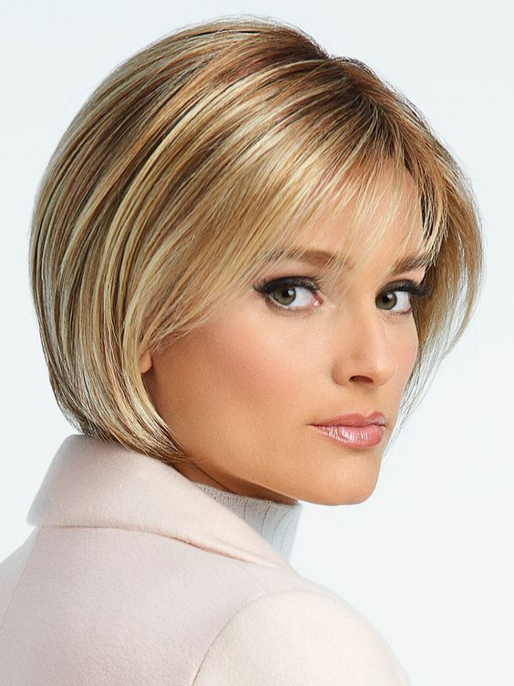 tunsori care nu se demodeaza blond