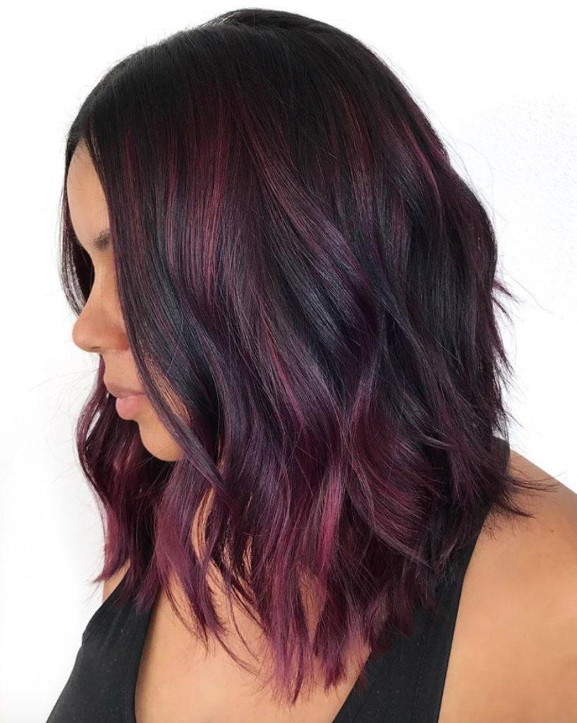 nuante de par roscat suvite violet