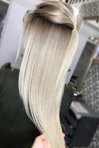 nuante cenusii de blond