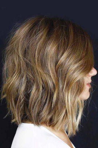 frizuri filate medii