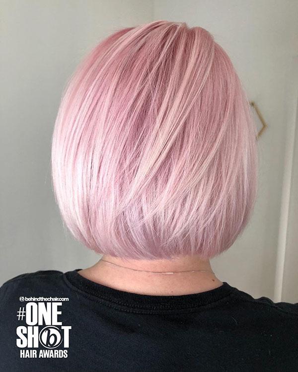 Blond roz