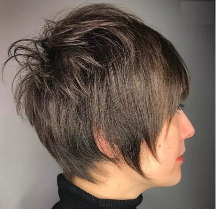 frizuri scurte par subtire