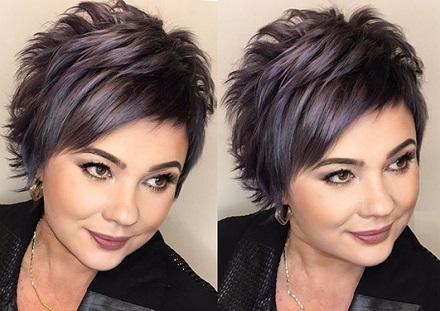 Nuante de violet