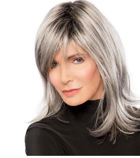 hairstyles for medium length hair for 50 year old woman ...
