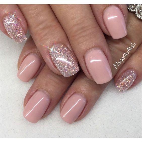 Modele unghii gel neutre